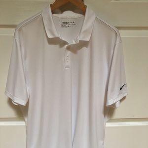 Nike Golf Mens Drifit Polo XL